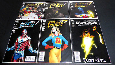 Justice Society of America ~ JSA ~ Alex Ross Hero Covers, lot of 14 comics!!!