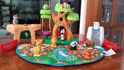 Fisher Price little people abc zoo