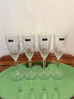 Waterford Crystal Champagne Glasses