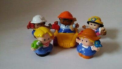 Fisher Price 5 X little people