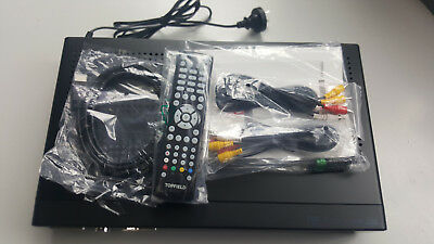 Topfield Trf-7100 Hd Plus Quad Pvr Recorder