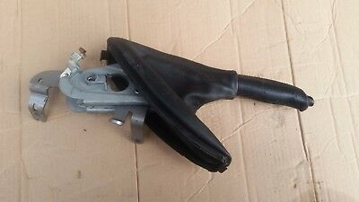 BMW E46 Handbrake Lever With Leather Gaiter And Handle 1164493