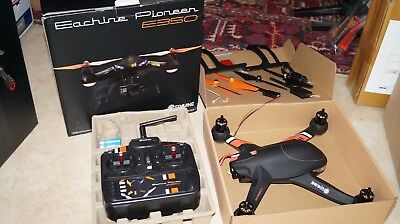 Eachine Pioneer E350 With GPS 915MHz Radio Telemetry Kit 2.4G 8CH RC Quadcopter