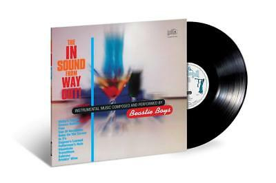 BEASTIE BOYS - THE IN SOUND FROM WAY OUT - 180g VINYL LP - SEALED