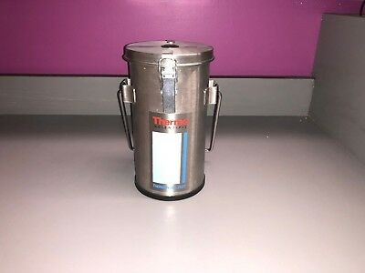 Thermo Scientific Thermo-flask 2122 1L Benchtop Liquid Nitrogen Container