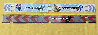 Carrera GO/Digital 143 Long Guard Rail Mario Kart 8 NEW