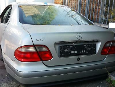 Mercedes CLK 200 Elegance Coupe, 1998, Unfall, Teilespender