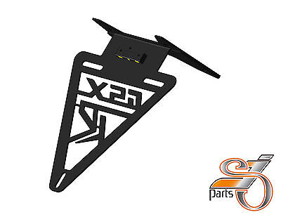 Suzuki Gsx-R 600 750 Support de Plaque D'Immatriculation Gsxr Bj.08-10