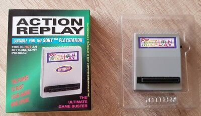 Action replay PSX