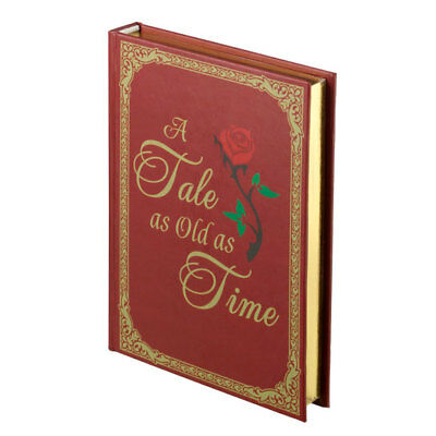 Lillian Rose Fairy Tale Storybook Ring Holder Red/Gold ~ Ring Pillow Alternative