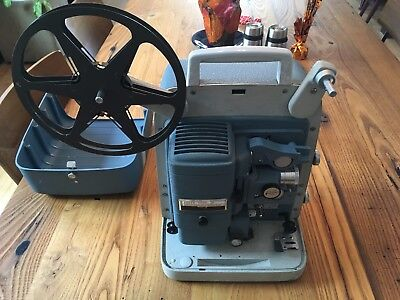 Vintage - Bell & Howell 363 Super Auto Load 8mm Movie Film Projector Excellent