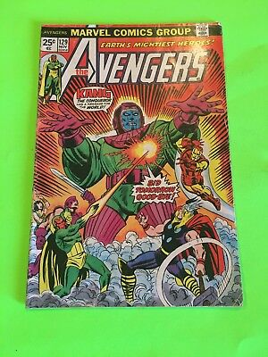 Avengers 129 Huge Live Auction going Now Marvel and DC Silver and Bronze Age!