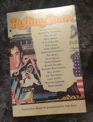 The Best of  Rolling Stone : Classic Writing from the World's Most Influential …