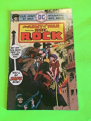 Our Army at War 284 RARE Mark Jewelers Variant Huge DC War Comics Auction!