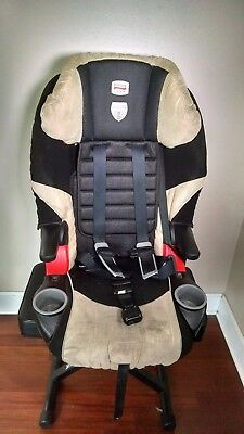 Car Seat - Britax Frontier 85 Combination Harness-2 Booster
