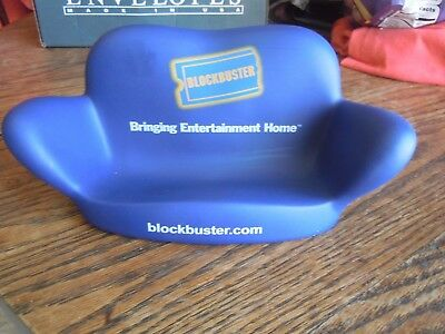Blockbuster Video Advertising Couch