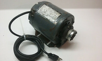 Westinghouse Carbonator Motor  used tested! Works fine. 115 Volt