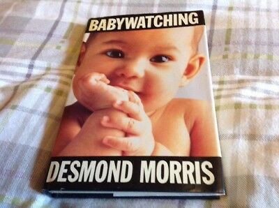 Parenting Books Babywatching By Desmond Morris