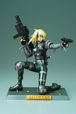 SHIROW INTRON DEPOT BALLISTICS figure STATUE ~ OOP
