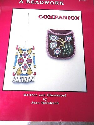 A BEADWORK COMPANION: Step by Step Illust. Workbook/Beaded Projects.J.HEINBUCH