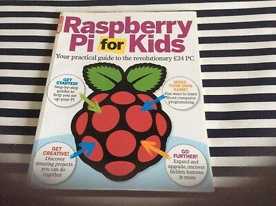 Raspberry Pi for Kids, MAGBOOK, Computeractive Ultimate Guide