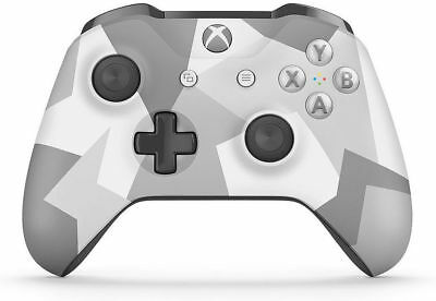 Microsoft Xbox One Wireless Controller Winter Forces Special Edition ™