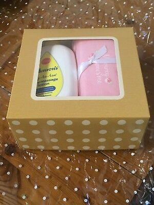 Baby girl gift box - newborn to 6 months - baby shower present