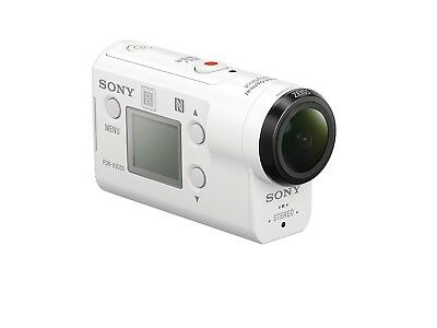 Sony FDR-X3000 4K Action Camera, with Balanced Optical SteadyShot, Wi-Fi and GPS