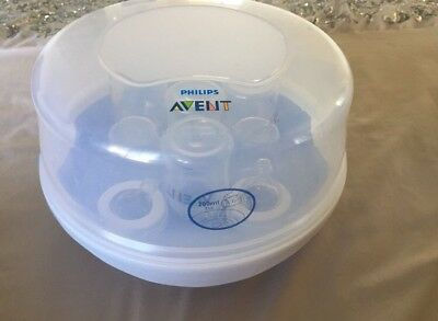 Phillips Avent Microwave Steam Sterilizer