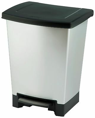 Curver Mistral 25L Duo Recycle Bin - Silver From the Official Argos Shop on ebay
