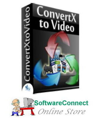 ConvertXtoVideo 2 ConvertX Convert X Video Converter AVCHD Blu-ray iOS Android