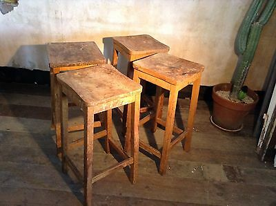 Original 1960s Lab Stools  £40 Each (8 available)