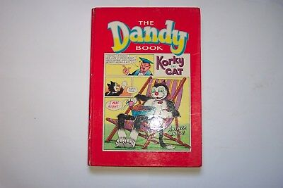 The Dandy Book 1964. In Very Good Condition But Loose Pages Not Clipped