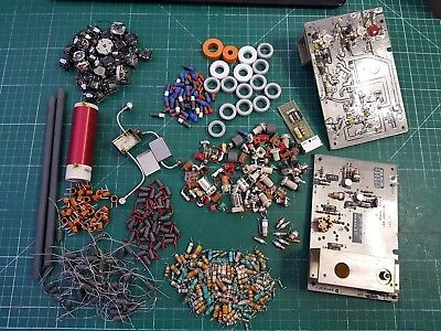 Ham Radio Hobby Parts , Ferrite Rod / Cores , Inductor , Coils , Amps Etc