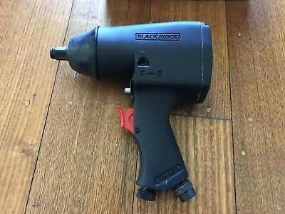 Black Ridge Air Impact Wrench