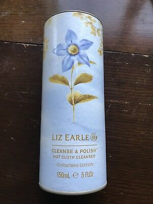 Brand new Liz Earle Cleanse And Polish  Christmas Edition