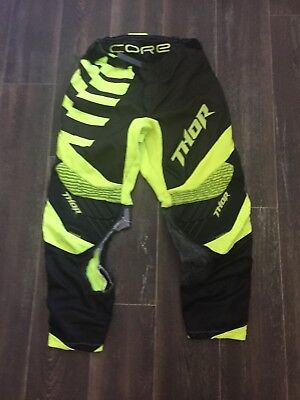 Thor Motocross Pants Size 32