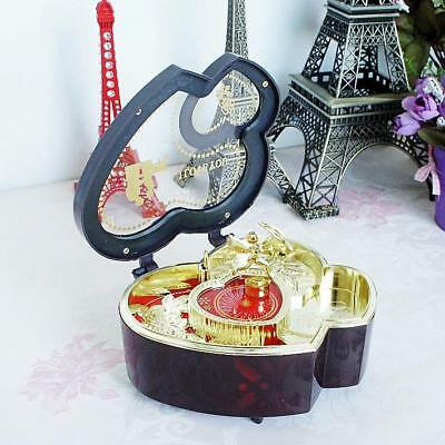 Chinese Plastic cement Handmade Exquisite Music Box A38510