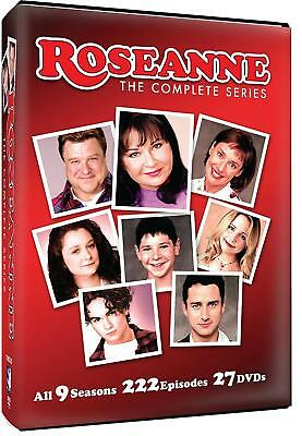 Roseanne: The Complete Series DVD TV Series Television
