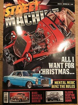 Street Machine 12 Month Subscription With Free T Shirt