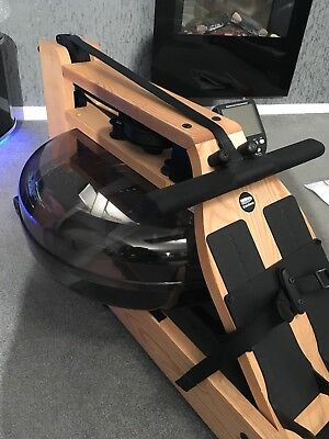 Waterrower Natural Immaculate Condition With Xl Rails
