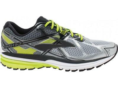 Brooks Ravenna 7 Mens Support Running Fitness Gym Trainers Shoes 6 7 10 11 12 14