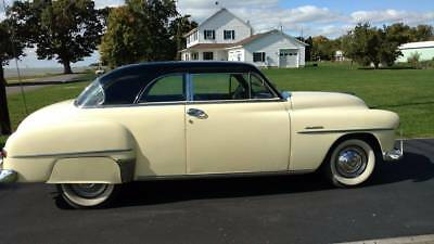 1951 Plymouth Cranbrook 2Dr Hardtop 1951 Plymouth Cranbrook Belvedere 2 Dr Hardtop