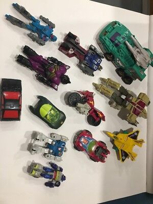 Vintage Transformers Mixed Lot