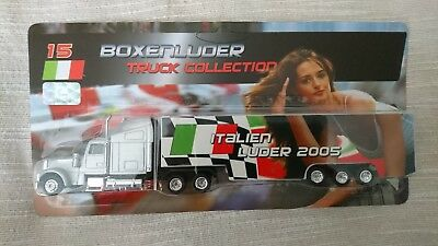 Boxenluder Truck Collection - Italien Luder 2005 - Truck Nr.15