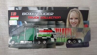 Boxenluder Truck Collection - Ungarn Luder 2005 - Truck Nr.13