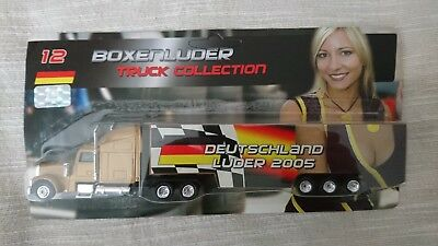 Boxenluder Truck Collection - Deutschland Luder 2005 - Truck Nr.12