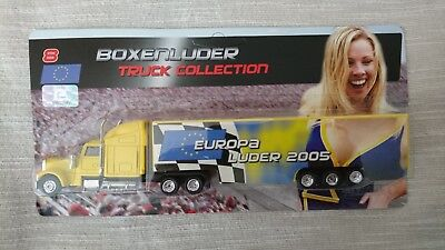 Boxenluder Truck Collection - Europa Luder 2005 - Truck Nr.8