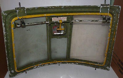 Real! Wwii B-25 Bomber Escape Hatch Mitchell Plane Aircraft Usaaf Army Air