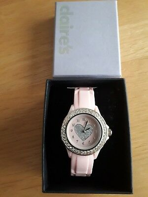 Gorgeous BNIB CLAIRE'S Girl's Watch